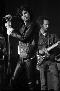 The Doors - Jim Morrison & Robbie Krieger