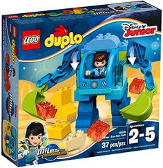Lego Duplo not Miles of Tomorrowland ghosted 'handling robot' 10825...