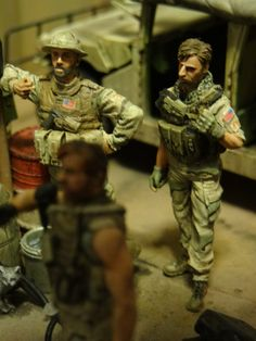 Dioramas and Vignettes: Enforcement to democracy, photo #19