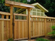 Custom Japanese Fence | Flickr - Photo Sharing!