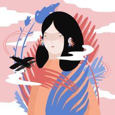 El Tumblr Bees & Bombs de David Whyte está lleno de diseños minimalistas que acabaran hipnotizándote.