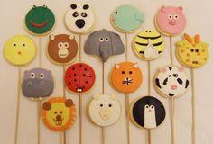 animal cookies :)