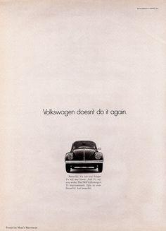 Volkswagen does it again