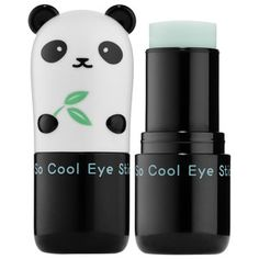 Tony Moly - Panda's Dream So Cool Eye Stick | not sure how well this works but the packaging is freaking cute! #sephora #makeupjunkie