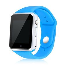 A1 Bluetooth Smart Watch WristWatch Sim Insert Anti-lost Call Reminder Phone Mate. Multimedia Social: SMS, QQ, Wechat, Gmail, Email notification, Real-Time Weather, Facebook, Twitter reminder, Camera remote: Suburban travel, Camping, exploration, Mountain climbing, no one can help to take photos, right? A1 is the easy solution. It also with 1.3 million pixels camera. (Note: IOS can only be Synchronized music and phone calls). A1 Smart Watch supports SIM Independent Use: Support 32GB Sim…
