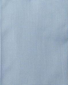 Brioni Tick-weave Dress Shirt, Blue - Neiman Marcus