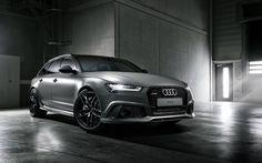 2015 Audi RS6 Avant Exclusive Car - http://www.fullhdwpp.com/transportation/cars/2015-audi-rs6-avant-exclusive-car/