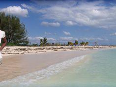Xanadu Beach in Gran Bahama