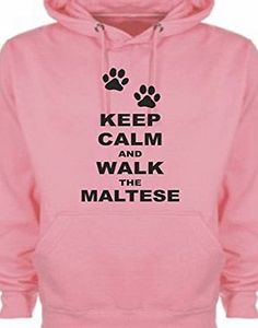 Clothes Universe Hooded Sweatshirts Keep Calm And Walk The Maltese Dog Hooded Sweatshirt Hoody A hooded sweatshirt for those cold mornings to walk your dog and look the part. (Barcode EAN = 5053553385655). http://www.comparestoreprices.co.uk/mens-clothes/clothes-universe-hooded-sweatshirts-keep-calm-and-walk-the-maltese-dog-hooded-sweatshirt-hoody.asp