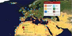 Le Chaos post-Printemps Arabe a-t-il eu raison du projet Desertec ? Renewable Energy, Solar Energy, Solar Power, Solar Projects, Energy Projects, Green Technology, Energy Technology, Paris Saclay, Europe