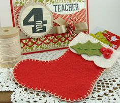 simply handmade by heather: 4 YOU Teacher