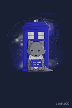 Bad Wolf Shaming. // I need this print in my house! #doctorwho