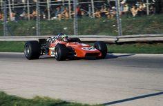 1970 Monza   Bellasi Ford Coswoth - Silvio Moser