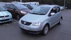 Used 2006 (06 reg) Silver Volkswagen Fox 1.2 3dr for sale on RAC Cars