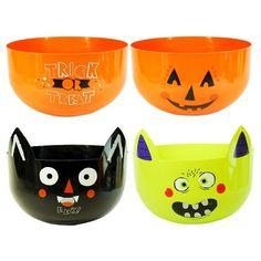 "Halloween Medium 11"" Candy Bowl - Spritz™ : Target"