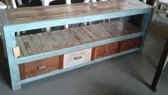 Mueble Tv,lcd,apoyo,modular,rustico,arrime,mesitas,madera
