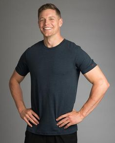 The perfect activewear tee is here. Super-soft Pima cotton provides the look and feel of your favorite old tee with Silvertech anti-odor technology. Buy now!