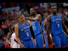 d3fe5a963385 Kevin Durant and Russell Westbrook Lead the Thunder to a Game 3 Victory