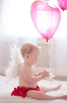 child photography , valentines day photo shoot. Chrissy noel photography