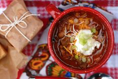 Big Red Barn Chili and The Rut | Boulder Locavore