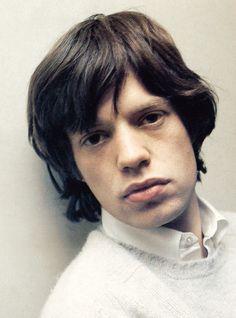 Mick Jagger © Rue des Archives #voodoolounge Tumblr