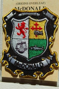 Bushmills Northern Ireland Town /& City Embroidered Sew on Patch Badge