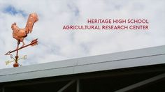 The Agricultural Research Center at Heritage High School, Perris Union High School District by PJHM Architects. #architecture #education #schools #barn #highschool #FFA #CTE