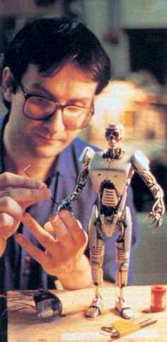 Robocop behind the scenes, 1987-1993 - Retronaut
