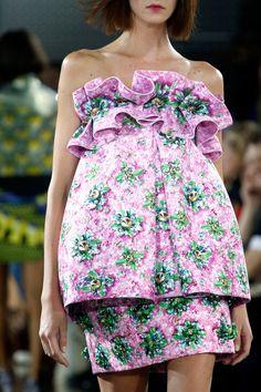 Mary Katrantzou Spring 2014 Ready-to-Wear Collection Slideshow on Style.com