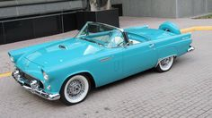 1956 Ford Thunderbird  My car from my last life? Oooh Yeah!