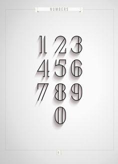 London / #font #typography #3D / Antonio Rodrigues Jr