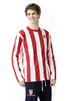 Pijama Atlético de Madrid para hombre.