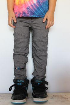 Small Fry Skinny Jeans - PDF Pattern