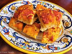 Angelina's Pizza Casareccia (Homestyle Pizza)