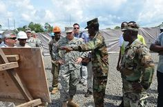 Engineer Soldiers make a difference in Liberia