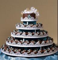 Coach Purse Cake & Cupcake, wholesale knockoff designer handbags