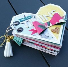 Excited to introduce our talented guest designer Zsoka Marko! Excited to introduce our talented guest designer Zsoka Marko! Mini Albums, Mini Scrapbook Albums, Diy Scrapbook, Scrapbooking Layouts, Tarjetas Diy, Mini Books, Diy Cards, Diy Gifts, Birthday Cards