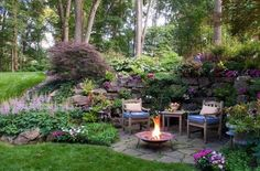 What to do with a sloped backyard...