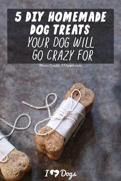 Treat your dog!