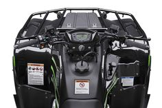 New 2016 Kawasaki Brute Force® 300 ATVs For Sale in California. The Brute Force® 300 ATV is perfect for riders 16 and older searching for a sporty and versatile ATV, packed with popular features, for a low price making it great value. Strong 271cc liquid-cooled, four-stroke engine with electric start Ultra-smooth automatic Continuously Variable Transmission (CVT) has HI/LO ranges and reverse Rugged and powerful front and rear disc brakes Front and rear cargo racks and 500-lbs. towing…
