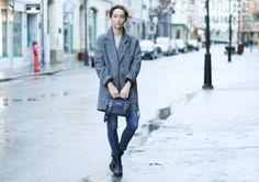 . Auburn, Street Wear, Street Style, Urban, My Style, Coat, T Shirt, Jackets, Outfits