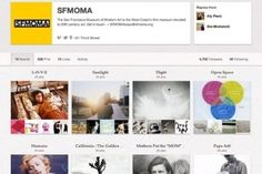 SFMOMA | Community Post: 65 Innovative And Creative Pinterest Accounts That Will Improve Your Life
