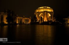 Real by MarcPollard  1915 Arts California Fine Night Palace San Francisco Summer beauty Pan-Pacific Exposition MarcPollar