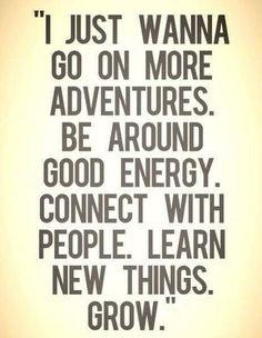 #makeitcount #resolutionsandrevolutions #AdventureIsOutThere