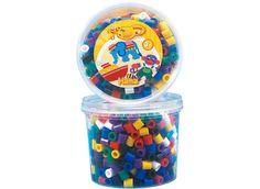 HAMA Maxi pärlor i burk 8570