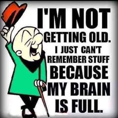 Extremely funny jokes, memes and videos that go viral! Old Quotes, Life Quotes, Aging Quotes, Qoutes, Funny Cartoons, Funny Jokes, Funny Cats, Hilarious, Getting Older Humor