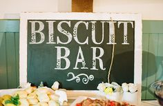 A mid-afternoon biscuit to hold you over?  Sounds good.