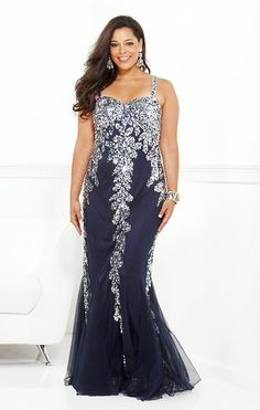 116ef3f13b0ce piniful.com plus size special occasion dresses (15)  plussizefashion  Homecoming Dresses