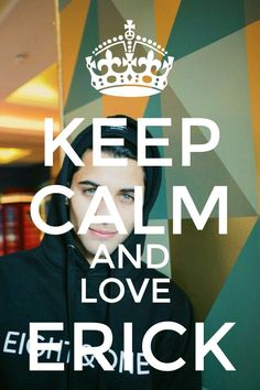Erik Brian Colon, Keep Calm And Love, My Love, Crush Love, Spanish Artists, Memes, Famous People, Singer, Photo And Video