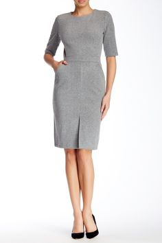 #AdoreWe Few Moda, Minimalistic Fashion Brands Online - Designer Few Moda Lean In Dress FW0033 - AdoreWe.com